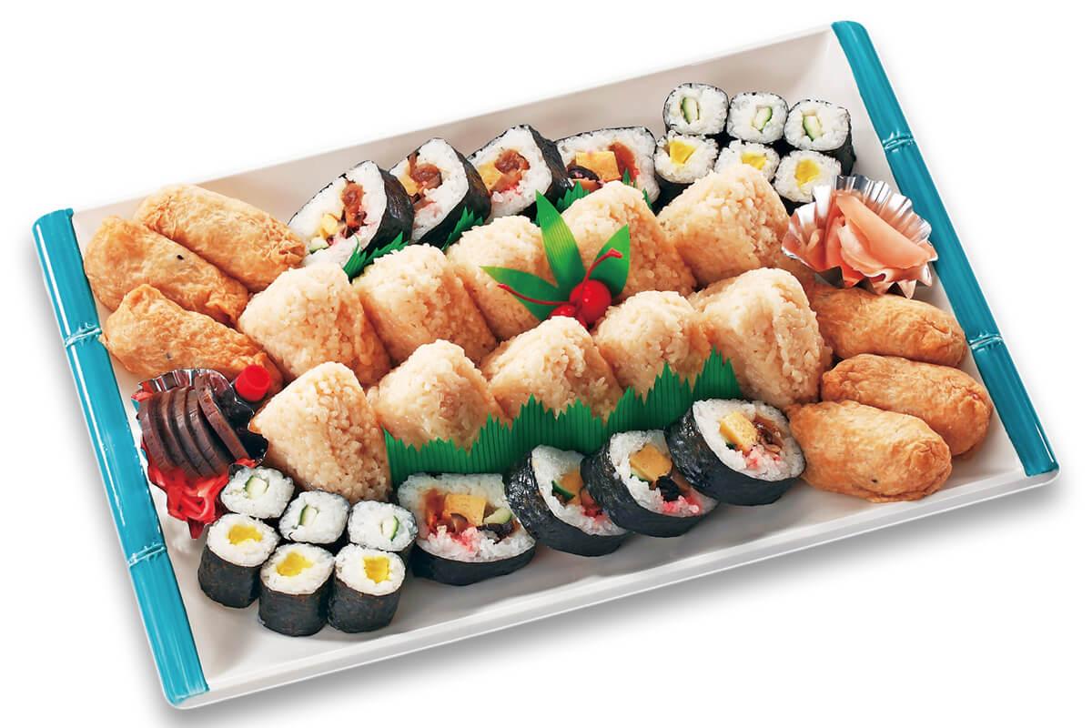 行楽 巻き寿司